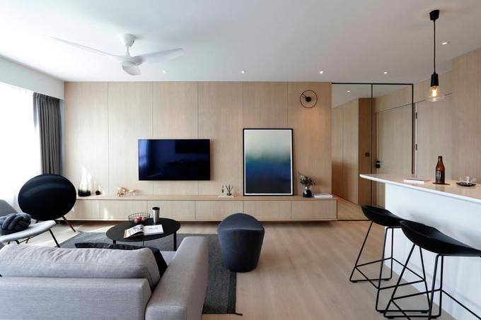 Phối đồ nhà bình dân đẹp như căn hộ cao cấp