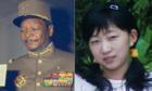 Cô gái Đài Loan cầu cứu sau khi lấy tổng thống ở châu Phi