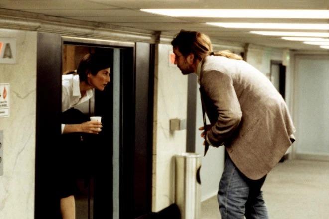 Bối cảnh bộ phimBeing John Malkovich, nơi có căn hộ rưỡi trên tầng 7 ởManhattan. Ảnh: nypost.