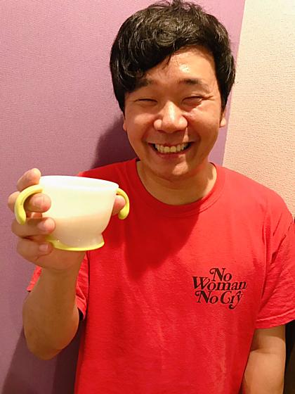 Tsurugi gặp rắc rối khi đi một mình với con gái. Ảnh: TwitterMikito Tsurugi.