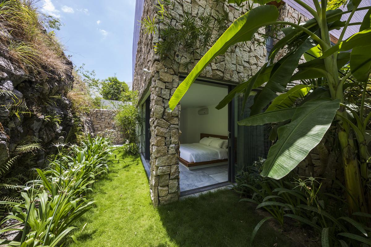 'Thế giới thư giãn' trong biệt thự Nha Trang