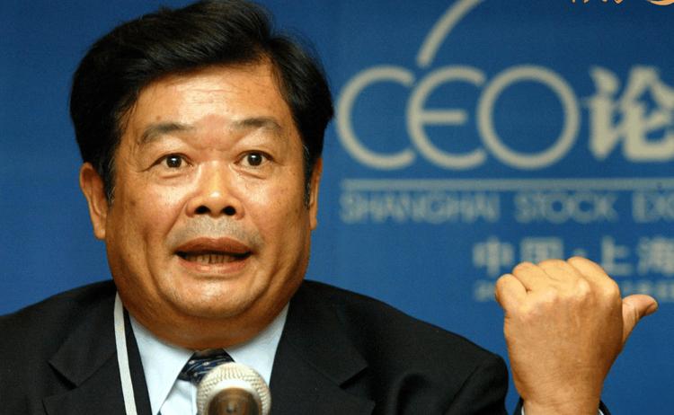Tỷ phú Tào Đức Vượng được mệnh danh là Vua thủy tinh của Trung Quốc. Ảnh: sina.