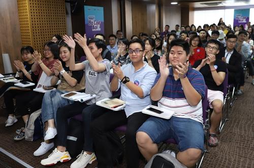 Nội dung được truyền tải trực tuyến trước đó giúp thu hút nhiều người tham gia hội thảo.