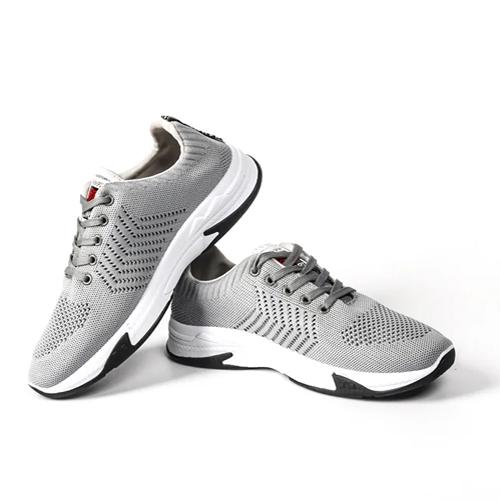 Giày nam đẹp thể thao sneaker thời trang Zapas - GS104 (xám)