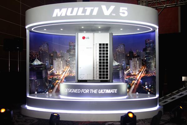 Điều hòa trung tâm Multi V LG sở hữu nhiều tính năng hiện đại giúp đáp ứng những nhu cầu của khách hàng,dễ dàng lắp đặt.