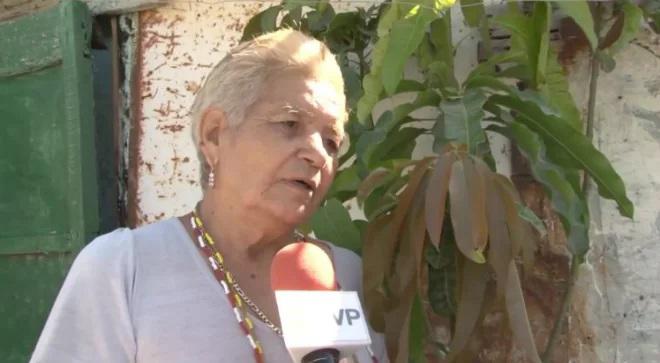 Bà Bousada de Lara sau khi sinh con ở tuổi 70 đã mất vì ung thư. Ảnh: Cen