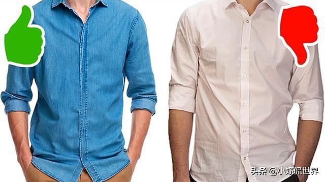 10 lỗi trang phục khiến đàn ông xấu đi