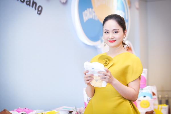 Lan Phương đã đổi sang dùng bỉm KOKOFiT cho con gái 16 tháng tuổi.