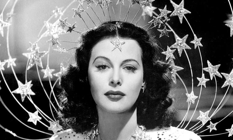 Nữ diễn viên Hedy Lamarr được mệnh danh là người phụ nữ đẹp nhất phim. Ảnh: The Guardian.