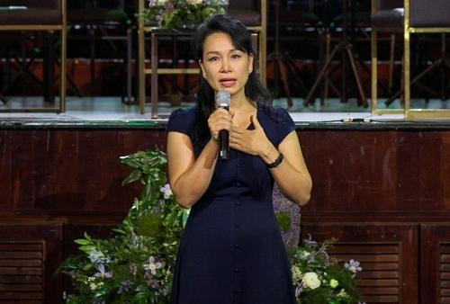 Trần Lan Hương chia sẻ nỗi đau khi chứng kiến nạn cháy rừng Amazon tại workshop của thương hiệu chăm sóc gia đình Seventh Generation