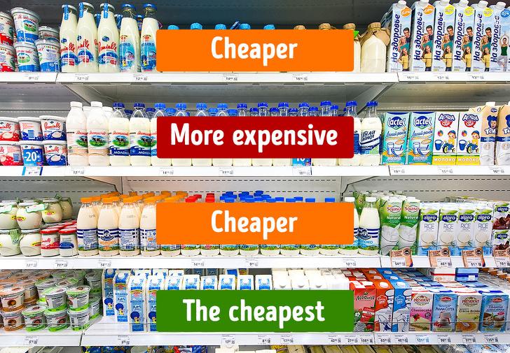 9 bẫy thực phẩm kém chất lượng ở siêu thị - 2