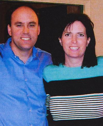 Vợ chồng Blake và Lori. Ảnh: The Seattle Times.