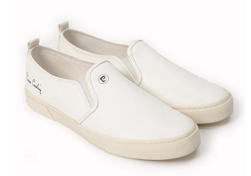 Giày lười nam Pierre Cardin - PCMFWSD100WHT màu trắng