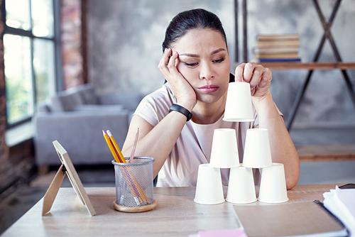 Trì hoãn có thể do nỗi sợ thất bại hoặc thành công. Ảnh: Shutterstock.