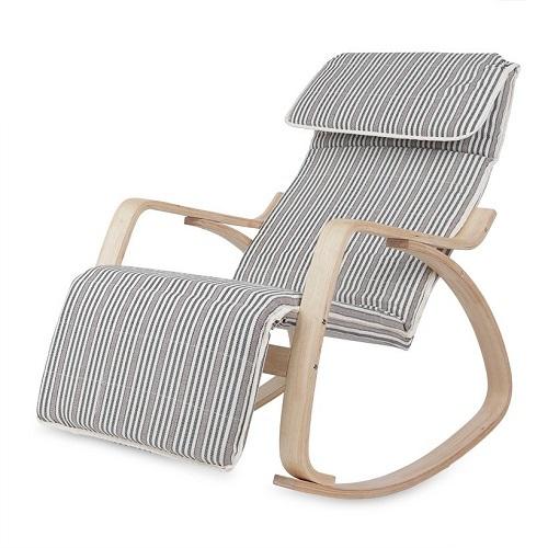 Phần khung làm từ chất liệu gỗ bạch dương chắc chắn,ghế thư giãn Poang có nhiều màu sắc cho bạn chọn lựa. Phần đệm mút vừa phải, có thể thay đổi lớp vỏ bọc bên ngoài. Phần đệm gác chân có thể nâng lên vừa tầm thư giãn hoặc gập lại để tiết kiệm diện tích. Lưng ghế độ cong vừa phải, giúp giảm sức ép lên cột sống, hạn chế tình trạng đau lưng. Sản phẩm đang giảm giá 40% trên Shop VnExpress, chế độ bảohành 6 tháng, giao hàng miễn phí nội thành TP HCM, Hà Nội.