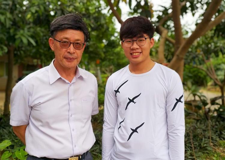 Giáo sư Nam Jin Hyang - Giám đốc IYF tại Việt Nam -