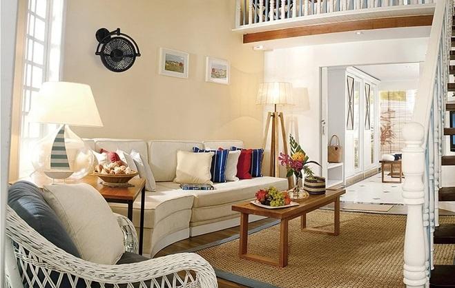 Với hai tông màu đen, trắng, quạtgiúp tô điểm phòng khách phòng ăn, thích hợp cả ngoài trời lẫn trong nhà. Giá 3.980.000 đồng, ưu đãi 21 %, còn 3.144.200 đồng.