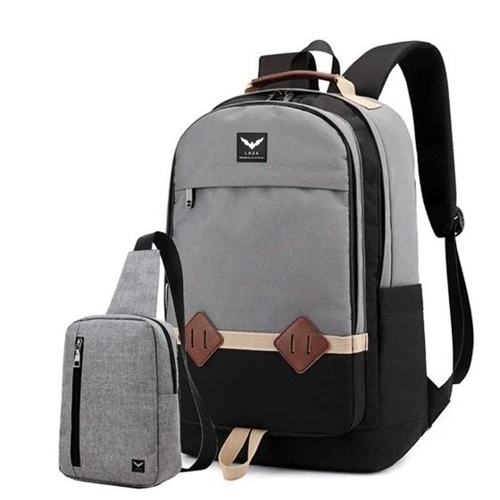 Túi và balo có phom dáng thể thao, gam màu mạnh mẽ.