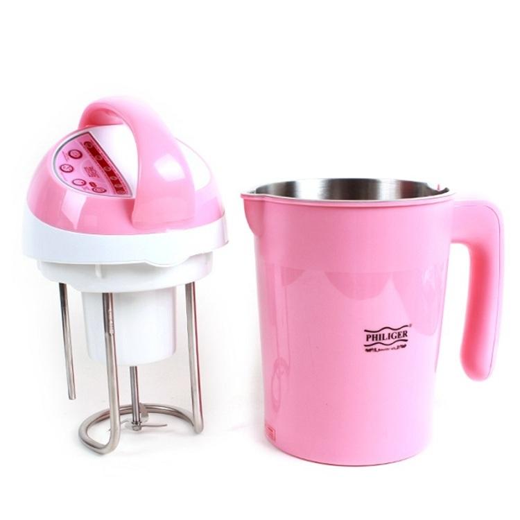 Máy làm sữa đậu nành Philiger PLG-514B giúp tiết kiệm thời gian làm món sữa.