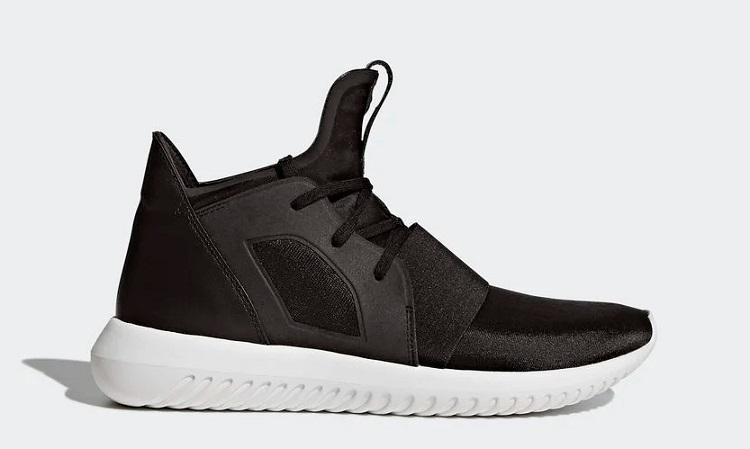 Giày thể thao chính hãng Adidas Tubular Defiant sở hữu những điểm mới lạ của Adidas bao gồm thiết kế, kiểu dáng đến công nghệ đế và chất liệu, sản phẩm được nhiều người ưa chuộng nhờ sự tiện dụng và thời trang. Công nghệ đế EVA làm từ cao su tạo sự mềm mại, có độ đàn hồi cao, nhẹ, mang đến trải nghiệm linh hoạt, năng động hơn khi chạy bộ hay chơi các môn thể thao. Sản phẩm có giá gốc là 2,9 triệu đồng, ưu đãi 50%, giảm còn 1,49  triệu đồng.