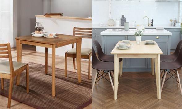 Lối sống tối giản được nhiều người ưa chuộng, kéo theo đó là sự phổ biến của nội thất tối giản. Với những đường nét đơn giản, tôngmàu lạnh, đơn sắc, ít chi tiết, phong cách tối giản của hai bộ bàn ghế trong hình góp phần giúp không gian thông thoáng.