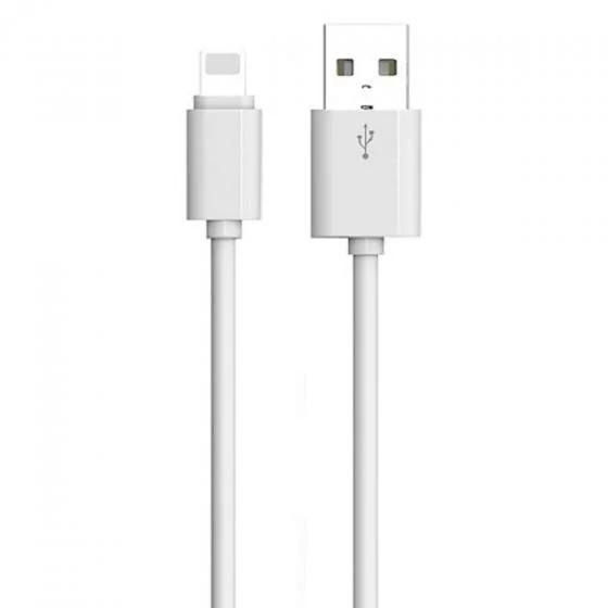 Cáp sạc LDNIO SY-03 Lightning có cổng kết nối USB 2.0 Dual. Sản phẩm thiết kế dây chống rối, tích hợp chế độ sạc nhanh. Chất liệu dây làm từđồng nguyên chất,bọc cao su dẻo bên ngoài chắc chắn, cách điện. Sản phẩm có giá giảm 43%, chỉ còn 26.100 đồng.