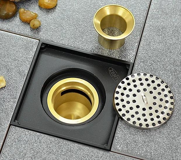 Phụ kiện thoát sàn chống mùi FD103-2U làm từ chất liệu đồng thau.  Chân ống thoát sàn có cấu tạo hailớp đọng lại nước bên trong đường ống, giúp ngăn mùi hôi vàcôn trùnghiệu quả. Sản phẩmdễ lắp đặt, thích hợp với nhiều kiểu mặt thoát sàn khác nhau và có thể tháo rời để vệ sinh hay xả nước nhanh. Giá sản phẩm sau khi giảm 50% là 149.000 đồng.
