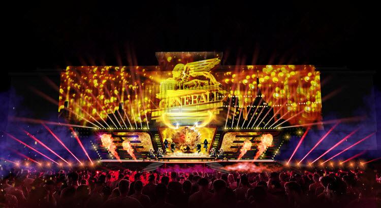 Đại nhạc hội Sống Như Ý hứa hẹn đem đến những trải nghiệm đỉnh cao và hoành tráng.