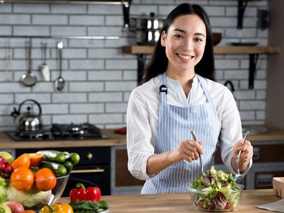Sự sáng tạo, khả năng biến tấu gia vị, thực phẩm của người phụ nữ khiến mỗi bữa ăn là một trải nghiệm thú vị