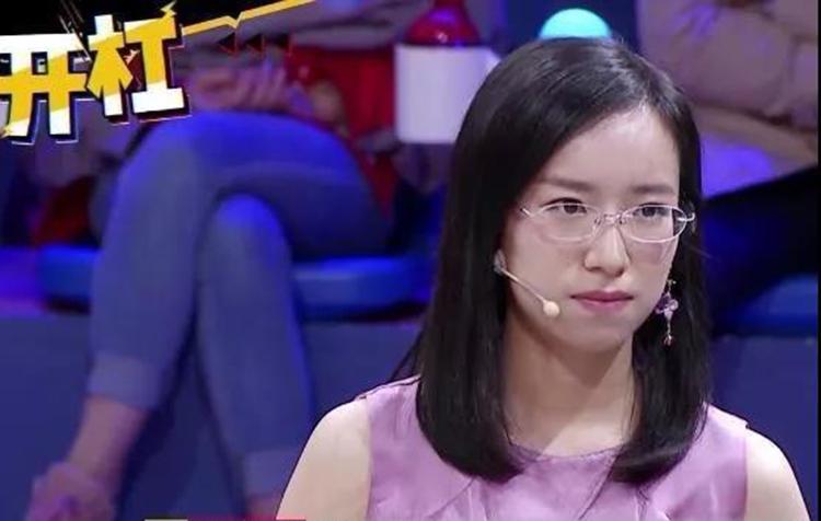 Doãn Thanh Vân trong cuộc thi Người đặc biệt năm 2019. Ảnh: zhihu