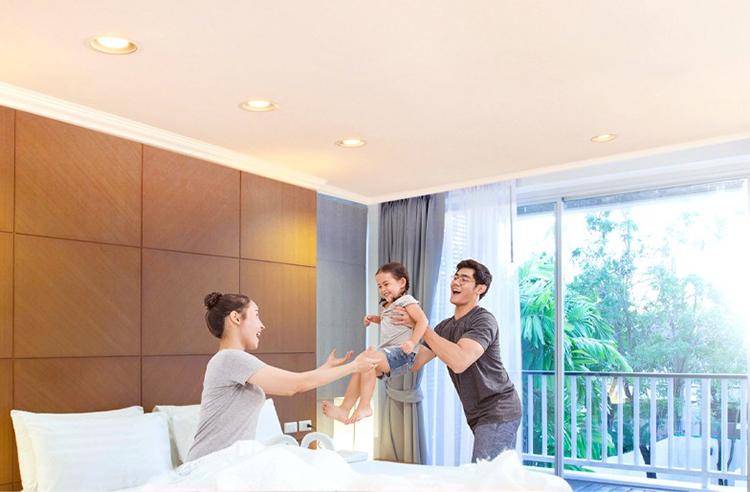Lựa chọn khung xương trần chất lượng giúp tăng thẩm mỹ ngôi nhà, an toàn cho gia đình.