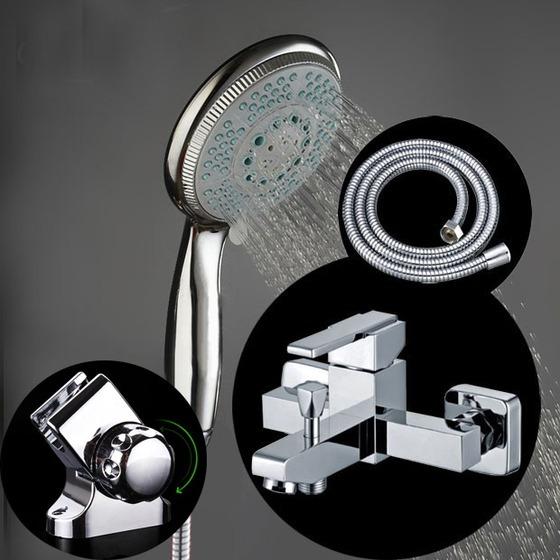 Bộ sen tắm nóng lạnh 5 chế độ nước Zento ZT6099 có giá ưu đãi 40% trên Shop VnExpress, giảm còn 1,5 triệu đồng. Bộ sản phẩm gồm: tay sen 5 chế độ nước; dây dẫn không xoắn; đế cài; củ sen với hai đường nóng lạnh có vòi xả phụ tiện lợi khi sử dụng cùng các đầu ốc đi kèm. Tay sen có đường kính lớn 12 cm, 5 chế độ phun nước khác nhau với cần gạt dễ dàng thao tác. Sản phẩm làm từ đồng 59% vàcác thành phần khác, được mạ niken và crom.