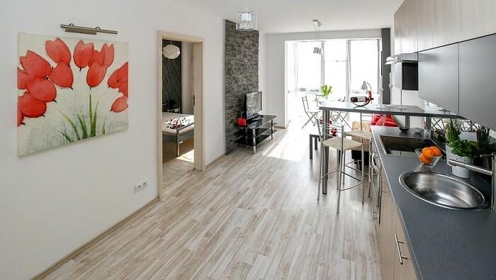 Ngôi nhà thoáng mát, sạch bụi mang đến lợi ích về sức khỏe thể chất, tinh thần.