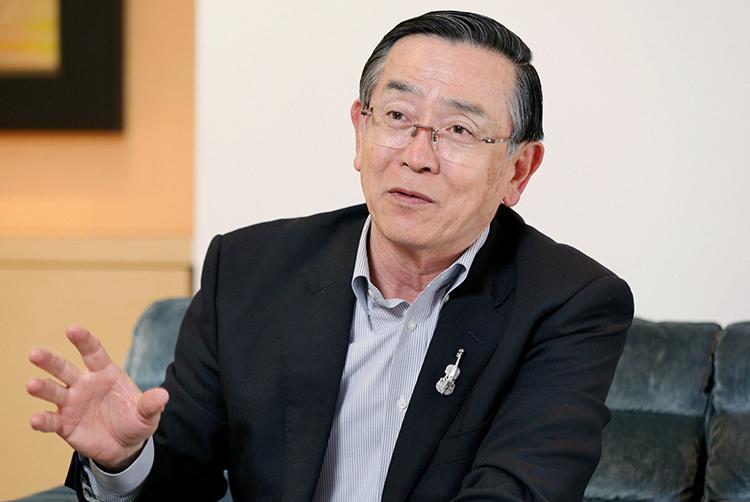 Tỷ phú Tokuji Munetsugu sáng lập Coco Inchibanya từ hai bàn tay trắng. Ảnh: mainichi.jp.