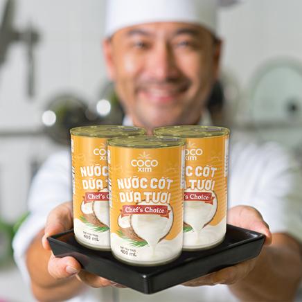 Sản phẩm phù hợp với nhiều công thức nấu ăn, được nhiều đầu bếp lựa chọn.