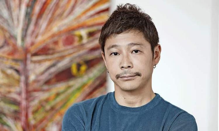 Tỷ phú Yusaku Maezawa từ lâu đã mong muốn cùng bạn đời du hành Mặt trăng và tận hưởng những phút giây đặc biệt ngoài vũ trụ. Ảnh: ipress.com.
