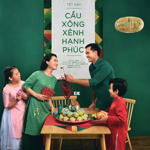 Bên cạnh những loại quả, gia đình có thể làm mới mâm ngũ quả bằng những thực phẩm từ thịt sạch G.