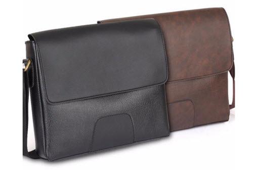 Túi da nam công sở sang trọng 4U DN268 - nâu - Nâu - Freesize 185.000đ175.000  thiết kế đơn giản với 2 màu phổ biến là nâu và đen  Chất liệu da PU giúp túi luôn giữ được dáng đứng, và đảm bảo được độ bền của sản phẩm. Thiết kế năng động với nhiều với một ngăn chính và nhiều ngăn phụ nhỏ đi kèm, đựng vừa máy tính bảng, lap có kích cỡ lớn 14inch, tài liệu, sách vở giấy A4 hoặc vật dụng cá nhân.