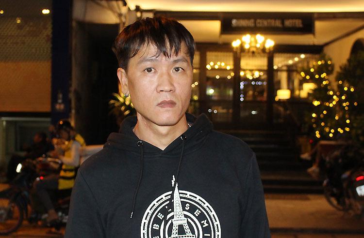Hà Quang Hiệp có thời trẻ nông nổi. Ảnh từng vào tù vì tội tàng trữ ma túy, nhiều lần vào trung tâm cai nghiện ma túy nhưng cai nghiện không thành. Ảnh: Phạm Nga.