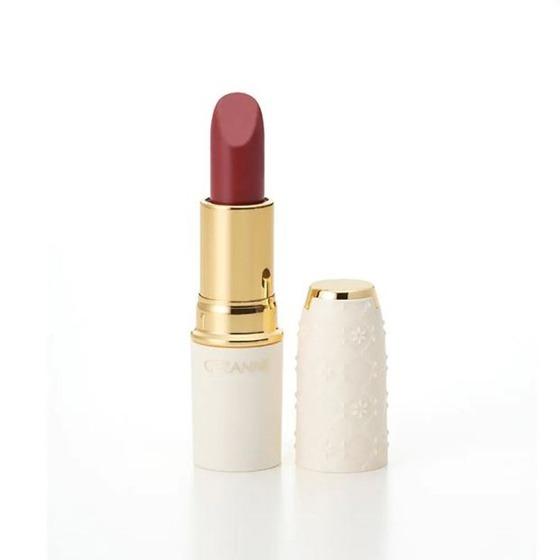 Son thỏi Cezanne Lasting Lip Color N màu 406 có giá ưu đãi 20% trên Shop VnExpress, giảm còn 191.200 đồng (giá gốc 239.000 đồng). Sản phẩm thuộc dòng mỹ phẩm tự nhiên, nhập khẩu từ Nhật Bản, giúp bổ sung dưỡng chất cho đôi môi. Son chiết xuất từthành phần tự nhiên,lâu trôinhưng không gây khô ráp. Màu đỏ nâu quyến rũ, phù hợp với làn da của nhiều phụ nữ châu Á.