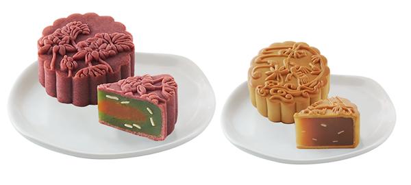 Bánh Trung thu là món ăn không thể thiếu dịp Trung thu.