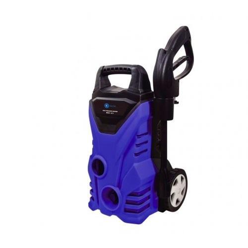 Máy xịt rửa cao áp có hút nước Kachi MK72 có công suất 1400W, gồm súng bắn nước, bình đựng chất tẩy rửa, cuộn ống dẫn nước dài 5m, dây điện dài 3m. Giá ưu đãi: 1,399 triệu đồng.