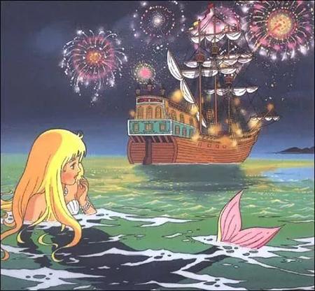 Nàng tiên cá đã hy sinh giọng hát của mình để hy vọng có được tình yêu đích thực của đời mình. Ảnh minh họa.