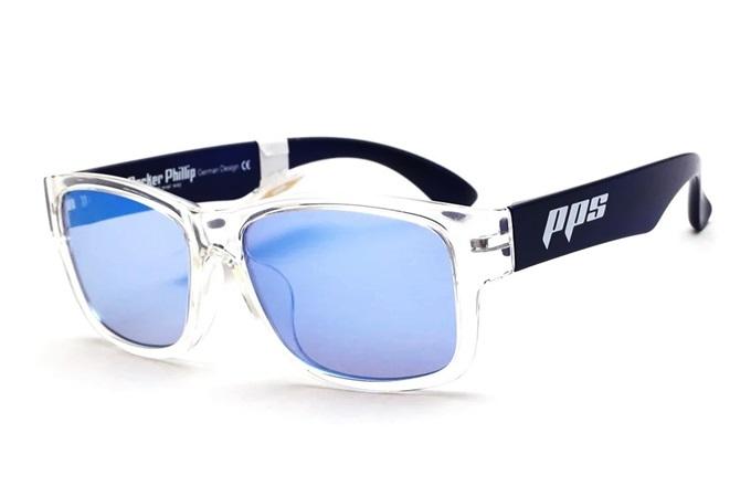 Kính ParkerPhillip PPS9064 làm từ nhựa cao cấp với các gam màu hiện đại: gọng xanh đen, viền mắt trắng trong suốt và tròng kính xanh da trời đậm. Thiết kế thích hợp với những bộ đồ tông sáng và phong cách bụi bặm. Người dùng được bảo hành chính hãng, hỗ trợ kỹ thuật trọn đời và thay tròng kính cận cao cấp có ưu đãi. Sản phẩm đang giảm 19%, còn 623.000 đồng (giá gốc 890.000 đồng).