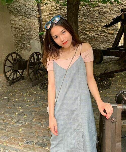 Nguyễn Hà Linh đã ở Đức năm năm. Ảnh: Nhân vật cung cấp.