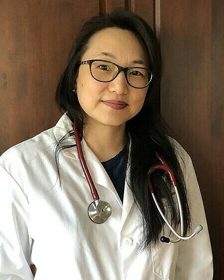 Bác sĩPamela Lin.