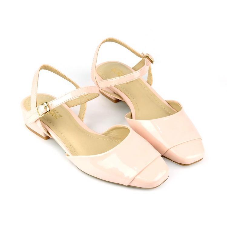 Giày sandal Sunday SD30 hồng