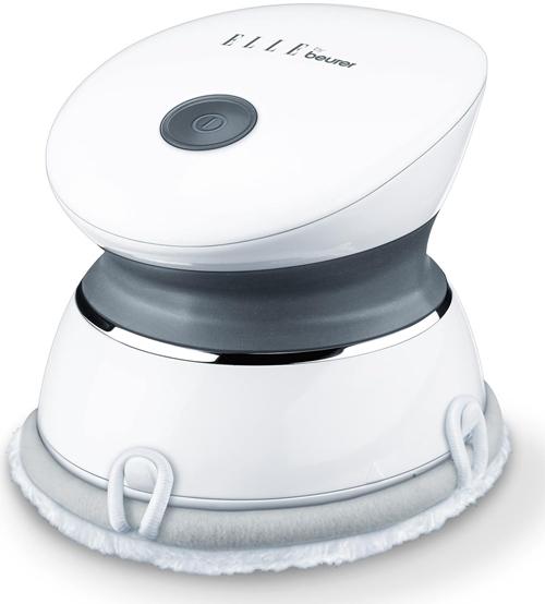 Máy massage cầm tay mini của hãng Beurer MGE20 giúp người dùng trải nghiệm dịch vụ spa ngay tại nhà. Thiết bị có nhiều ư uđiểm như: tẩy tế bào chết, massage lưng, cổ, cánh tay và chân. Chế độ xoa bóp rung nhẹ với 12 núm massage. Chống nước, có thể sử dụng khi tắm.Sản phẩm thuộc top bán chạy trên Shop VnExpress,đang giảm 15%, còn 408.000 đồng (giá gốc 480.000 đồng).