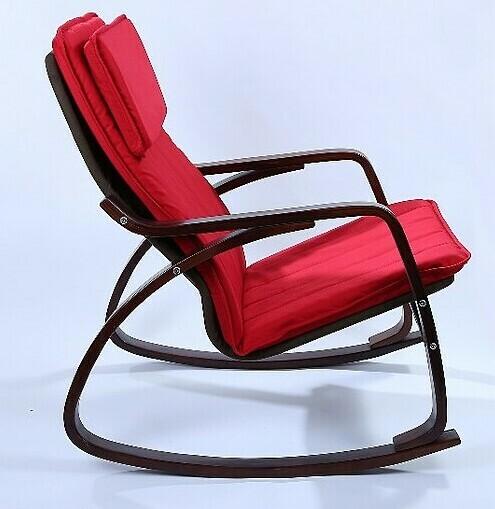 Ghế thư giãn đọc sách, nghe nhạc... Ghế bập bênh khung nâu - Đỏ 2.190.000đ 1.950.000đ (-11%)  Ghế thư giãn bập bênh làm từ gỗ Bạch Dương cao cấp, kiểu dáng thanh thoát hiện đại kèm đệm ngồi mềm mại sang trọng.  Được thiết kế với kích cỡ chuyên biệt và kiểu dáng mang phong cách Bắc Âu hiện đại, đây là một chiếc ghế cực kỳ đa năng, phù hợp với mọi nhu cầu sử dụng như uống trà, đọc sách, thư giãn, nghe nhạc, bế con phơi nắng...  Bạn cũng có thể kết hợp sử dụng ghế như một điểm nhấn độc đáo để trang trí thêm cho không gian nội thất trong gia đình bạn.  Màu sắc: Xanh lá, đỏ cờ, đen, trắng kem  Kích thước 86x79x67 cm  Đệm có thể tháo rời và Vỏ đệm có thể tháo để vệ sinh dễ dàng  Sản phẩm cần lắp đặt, có hướng dẫn và dụng cụ lắp đặt đi kèm.