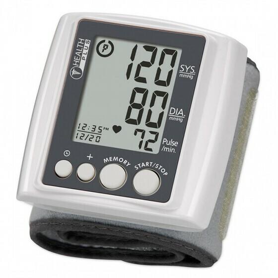 Máy đo huyết áp cổ tay HoMedics BPW-040E công nghệ Smart Measure Technology 799.000đ 700.000đ (-12%)   Công nghệ đo thông minh Smart Measure™ Technology, công nghệ tiên tiến tự động bơm ( không xả ) và tính toán một cách thích hợp, cung cấp một phép đo cá nhân, chính xác và nhanh gọn . - Kết quả đo được chứng nhận và chứng thực bởi Viện sức khỏe quốc gia Hoa Kỳ - Bộ nhớ 100 kết quả - Tính chỉ số trung bình cho các lần đo gần nhất . - Sử dụng Pin AA